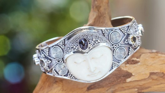 Balinese Silver