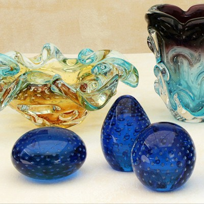 Murano-Inspired Glass