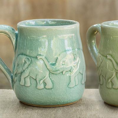 Celadon Ceramics
