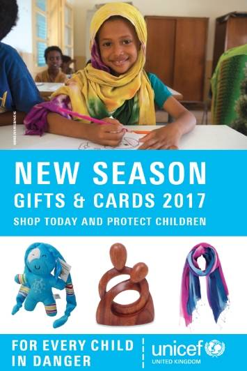 New Season Gifts & Cards 2017