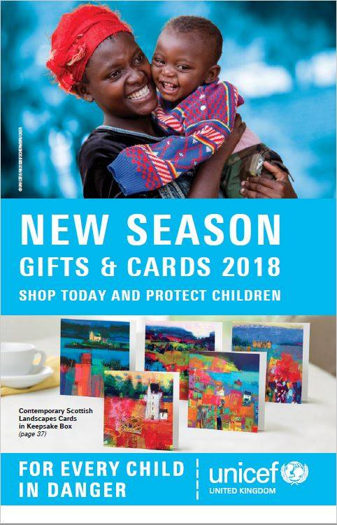 New Season Gifts & Cards 2018