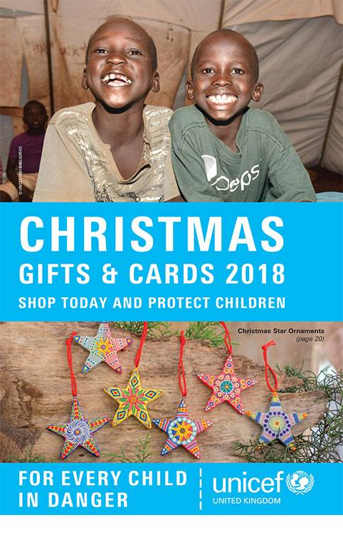 Christmas Gifts & Cards 2018