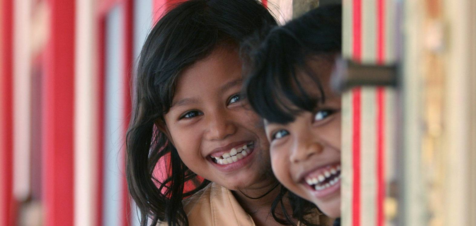 Unicef in Bali and Java