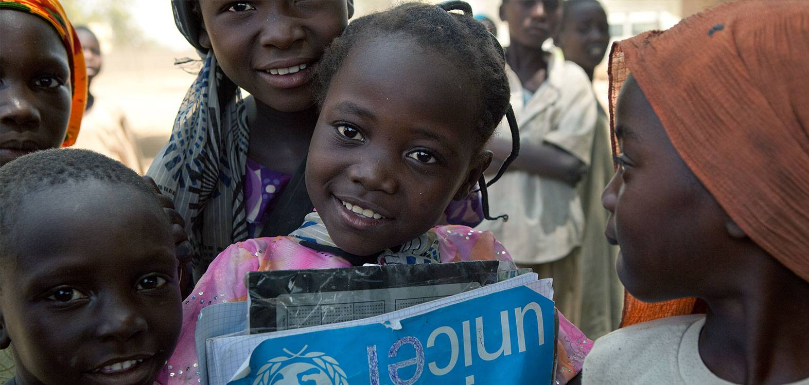 UNICEF in West Africa